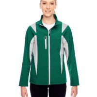 Ladies' Icon Colorblock Soft Shell Jacket Thumbnail