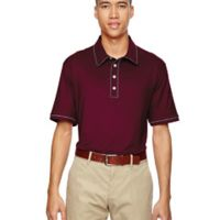 Men's puremotion® Piped Polo Thumbnail