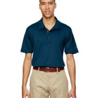 Men's puremotion® Colorblock 3-Stripes Polo Thumbnail