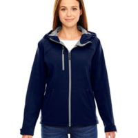 Ladies' Prospect Two-Layer Fleece Bonded Soft Shell Hooded Jacket Thumbnail