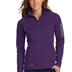 Ladies 1/2 Zip Performance Fleece Thumbnail