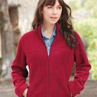 Women's Classic Sport Fleece Full-Zip Jacket Thumbnail
