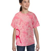 Youth Pink Ribbon T-Shirt Thumbnail