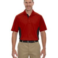 Men's Eperformance™ Fuse Snag Protection Plus Colorblock Polo Thumbnail