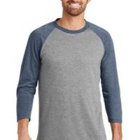 ® Perfect Tri ® 3/4 Sleeve Raglan Thumbnail
