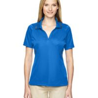 Ladies' Eperformance™ Propel Interlock Polo with Contrast Tape Thumbnail