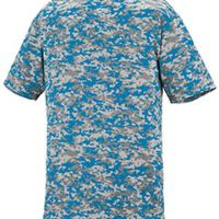 Youth Digi Camo Wicking Short-Sleeve T-Shirt Thumbnail