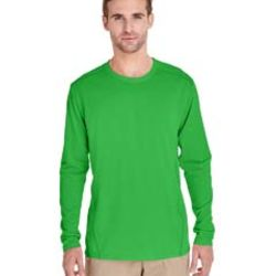 Adult Performance® Adult 4.7 oz. Long-Sleeve Tech T-Shirt Thumbnail