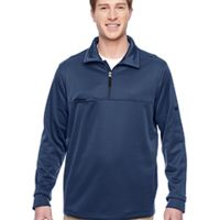 Adult Task Performance Fleece Quarter-Zip Jacket Thumbnail