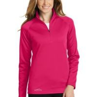 Ladies 1/2 Zip Base Layer Fleece Thumbnail