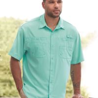Baja Short Sleeve Fishing Shirt Thumbnail