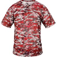 Digital Camo Placket Jersey Thumbnail