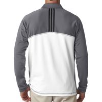Men's climawarm™+ 3-Stripes Colorblock Quarter-Zip Training Top Thumbnail