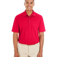 Men's Origin Performance Piqué Polo with Pocket Thumbnail