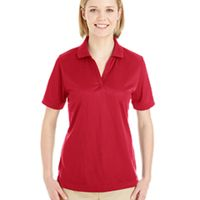 Ladies' Pilot Textured Ottoman Polo Thumbnail