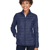 Ladies' Prevail Packable Puffer Jacket Thumbnail