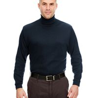 Adult Egyptian Interlock Long-Sleeve Turtleneck Thumbnail