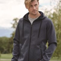 Heat Last Fleece Tech Hooded Full-Zip Sweatshirt Thumbnail