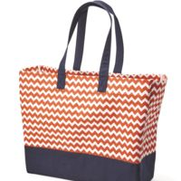 Full-Pattern Beach Tote Thumbnail