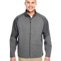 Adult Two-Tone Soft Shell Jacket Thumbnail