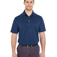 Men's Platinum Performance Jacquard Polo with TempControl Technology Thumbnail