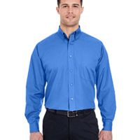 Men's Easy-Care Broadcloth Thumbnail