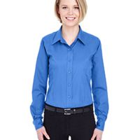 Ladies' Easy-Care Broadcloth Thumbnail