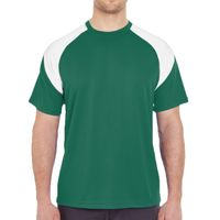 Adult Cool & Dry Sport Colorblock T-Shirt Thumbnail