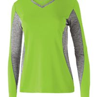 Ladies' Polyester Long Sleeve Stellar Shirt Thumbnail