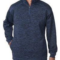 Adult Cosmic Poly Fleece Quarter-Zip Thumbnail