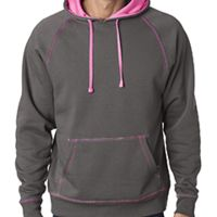 Adult Shadow Fleece Pullover Hood Thumbnail