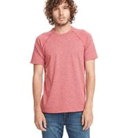 Men's Mock Twist Short-Sleeve Raglan T-Shirt Thumbnail