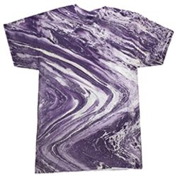 Adult 100% Cotton Marble T-Shirt Thumbnail