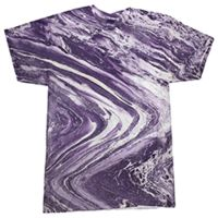 Youth 100% Cotton Marble T-Shirt Thumbnail
