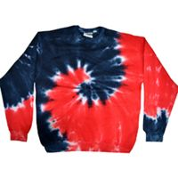 Adult 8.5 oz., 80/20 crew neck fleece Thumbnail