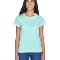 Ladies' Cool & Dry Sport Performance Interlock T-Shirt Thumbnail