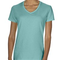 Ladies'  Midweight RS V-Neck T-Shirt Thumbnail