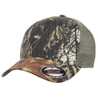 Adult Mossy Oak Stretch Mesh Cap Thumbnail