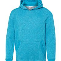 Youth Glitter French Terry Pullover Hood Thumbnail