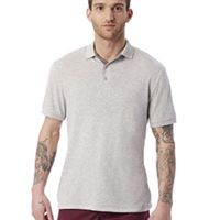 Men s Classic Eco-Jersey Polo Shirt Thumbnail