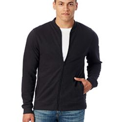 Men's Bomber Vintage French Terry Bomber Jacket Thumbnail
