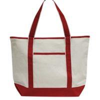 Promotional Heavyweight Large Boat Tote Thumbnail