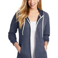 ® Women's Perfect Tri ® French Terry Full Zip Hoodie Thumbnail