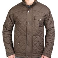 Unisex Ranch Brownwood Nylon Jacket Thumbnail