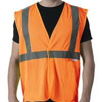 Men's ANSI II Mesh Safety Vest Thumbnail