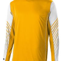 Unisex Dry-Excel™ Arc Long-Sleeve Training T-Shirt Thumbnail
