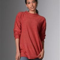 Lyla Loop Fleece Mock-Neck Thumbnail