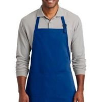 ® Full Length Two Pocket Bib Apron Thumbnail