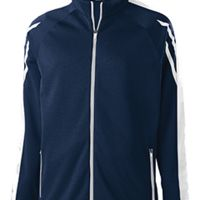 Unisex Flux Temp-Sof Performance Fleece Warm-Up Jacket Thumbnail