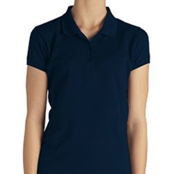 Girls' Short-Sleeve Performance Polo Thumbnail